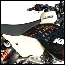 Clarke 3.1GAL Fuel Tank for KTM450, KTM505, KTM530 4 Stroke Motorcycles