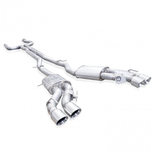 Cadillac CTS-V | 6.2L Sedan | Stainless Cat Back Performance Exhaust System | Stainless Works