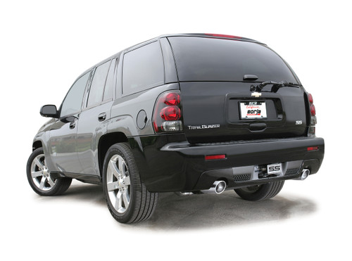 Chevrolet Trailblazer SS | 6.0L | Dual Rear Exit |Cat-Back Stainless Performance Exhaust System