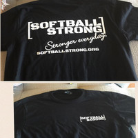 Softball Strong T-Shirt