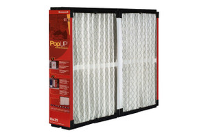 Honeywell POPUP2025 pleated expandable replacement filter.