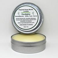 Inspired soap works Eucalyptus Salve/Baume, 42g