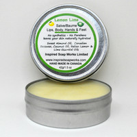 Inspired soap works Limon lime, 42g