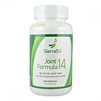 SierraSil Joint Formula14䋢 (30 Day Supply), 90 Caps