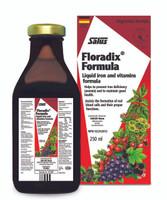 Salus Floradix Formula, 250 ml