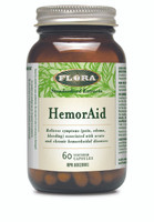 Flora HemorAid, 60 Softgel Capsules