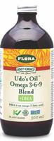 Udo's ChoiceÌ´å¬ UdoåäÌÝå»s OilåäÌ£å¢ DHA 3+6+9 Blend, 500 ml