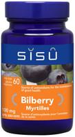 SISU Bilberry, 60 Veg Caps
