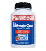 Nu-Life The Ultimate One Active Men Multivitamin 60 Caplets