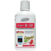 Nu-Life Super B - 50 Natural Cherry Flavour, 473 ml