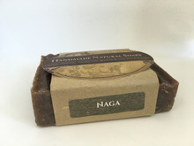 "Handmade Natural Soap "" Naga"", 132G"