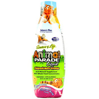Animal Parade Multivitamin, Tropical Berry