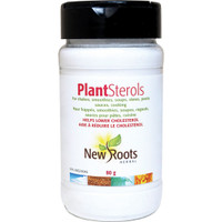 New Roots Plant Sterols, 80 g