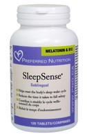 Preferred Nutrition Sleep Sense (Melatonin & B12) 60 Sublingual Tablets