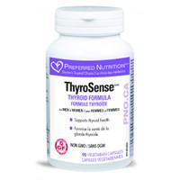 Preferred Nutrition ThyroSense, 90 Veg Capsules