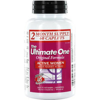 Nu-Life The Ultimate One Active Women 60 Caplets