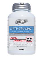 Nu-Life Opti-Cal/Mag Extra Strength 2:1   90 Caplets