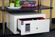 Personal Electronic Digital Safe with Drawer Style Door