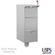 Large Lockable Mailbox or Parcel Drop Box
