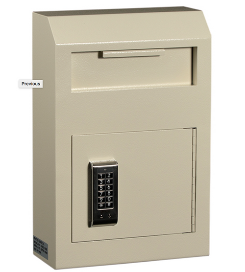 Shown with optional Electronic Keypad Lock