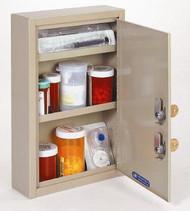 Dual Locking Medicine Cabinet
