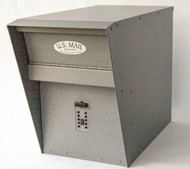 Replacement for Secure Mail Vault Locking Mailbox with Combination Lock