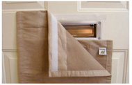 Door Mail Slot Collection Bag