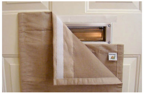 Image 1 & Door Mail Slot Collection Bag - Mail Slots Residential and Commercial pezcame.com
