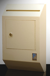 Locking Wall Mounted Payment Drop Box