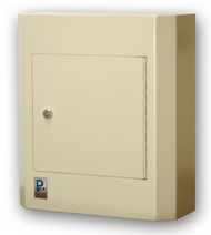 Wall Mounted Envelope Drop Box with Combination Lock