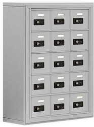 Cell Phone Lockers with Resettable Combination Locks