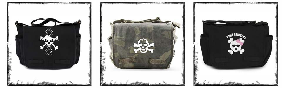Punk Rock Diaper Bag Gifts