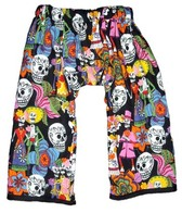Punk Rock Baby Skull Pants: Wedding Day