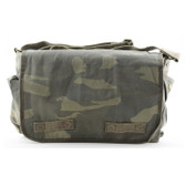 Punk Rock Diaper Bag: Camo