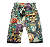 Punk Rock Asian Inspired Baby Pants: Charmer