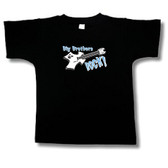Punk Rock Toddler T-Shirt: Big Brothers Rock