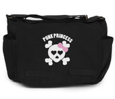 Cool Punk Rock Diaper Bag: Punk Princess