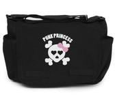 Cool Punk Rock Diaper Bag: Punk Princess