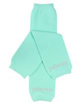 Organic Jade Baby & Toddler Leg Warmers.