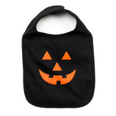 Halloween Bib: Pumkin Head