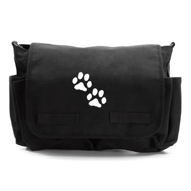 Puppy Dog Paws Diaper Bag