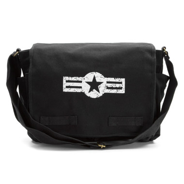 Military Air Corps Star Logo Diaper Bag