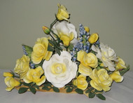 Yellow Rose Of Texas Centerpiece F355