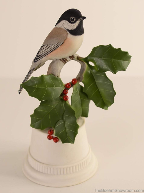 Boehm Black-Capped Chickadee Hallmark 438