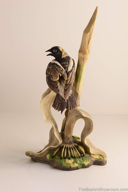 Boehm Bobolink On Cornstalk Hallmark 475