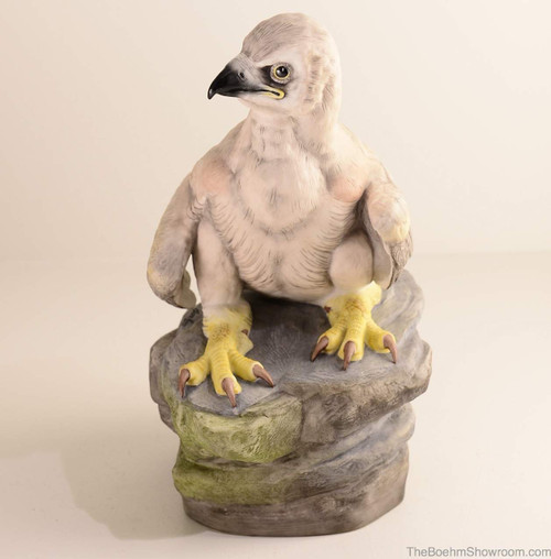 Boehm American Bald Eagle Fledgling Hallmark 498