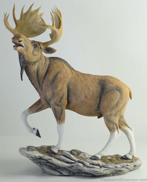 Boehm Moose Hallmark 10094