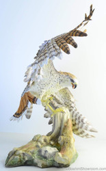Boehm Red-Tailed Hawk Hallmark 10200