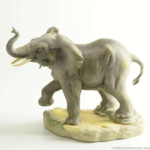 Boehm African Elephant Hallmark 40212