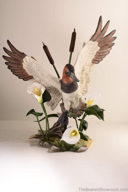 Boehm Canvasback Duck Hallmark 40240